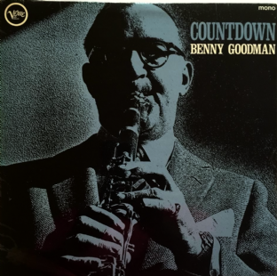 Benny Goodman - Countdown (LP) (G+/VG)